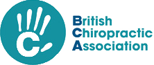 british chiropractic association logo for the back room chiropractic clinic