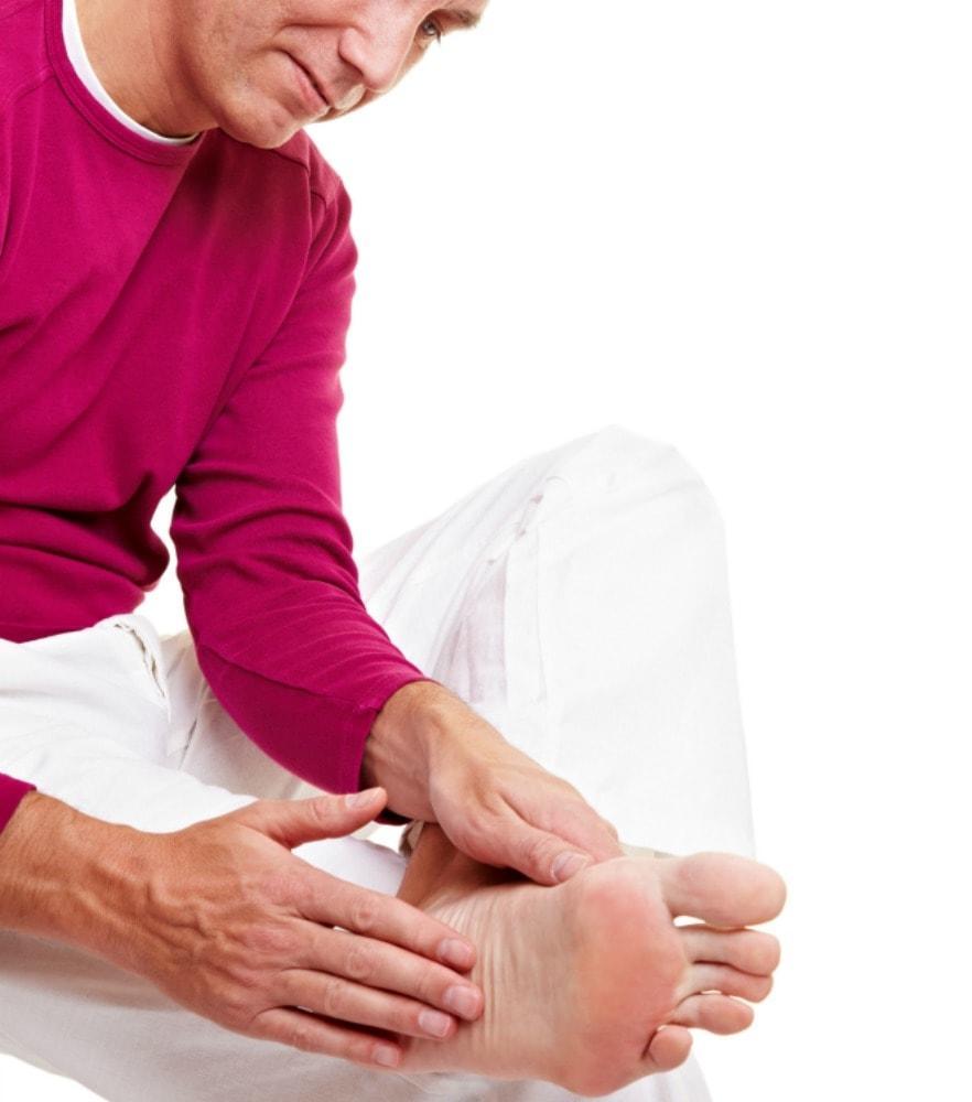 plantar fasciitis image for chiropractor birmingham website